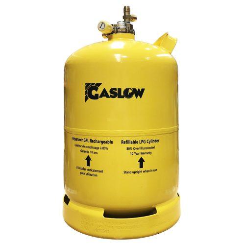 Gaslow Refillable 11kg LPG cylinder number 2 01-4011-CE-2