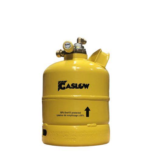 Gaslow 2.7kg Refillable LPG cylinder 01-4003-67