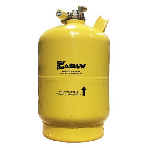 Gaslow 6kg No1 LPG refillable cylinder 01-4006-CE