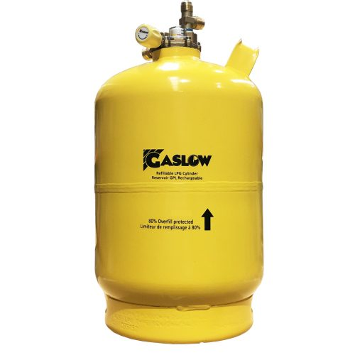 Gaslow 6kg No2 refillable LPG Cylinder 01-4006-CE-2