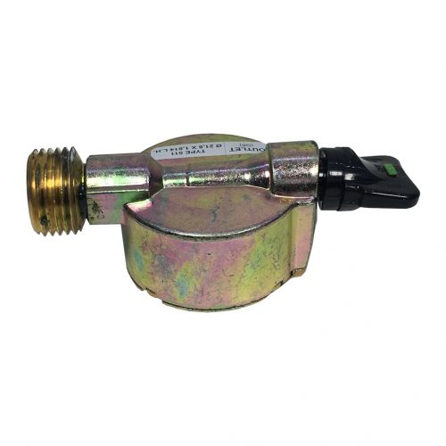 Gaslow 20mm Clip-on Gas Cylinder Adapter 01-1672