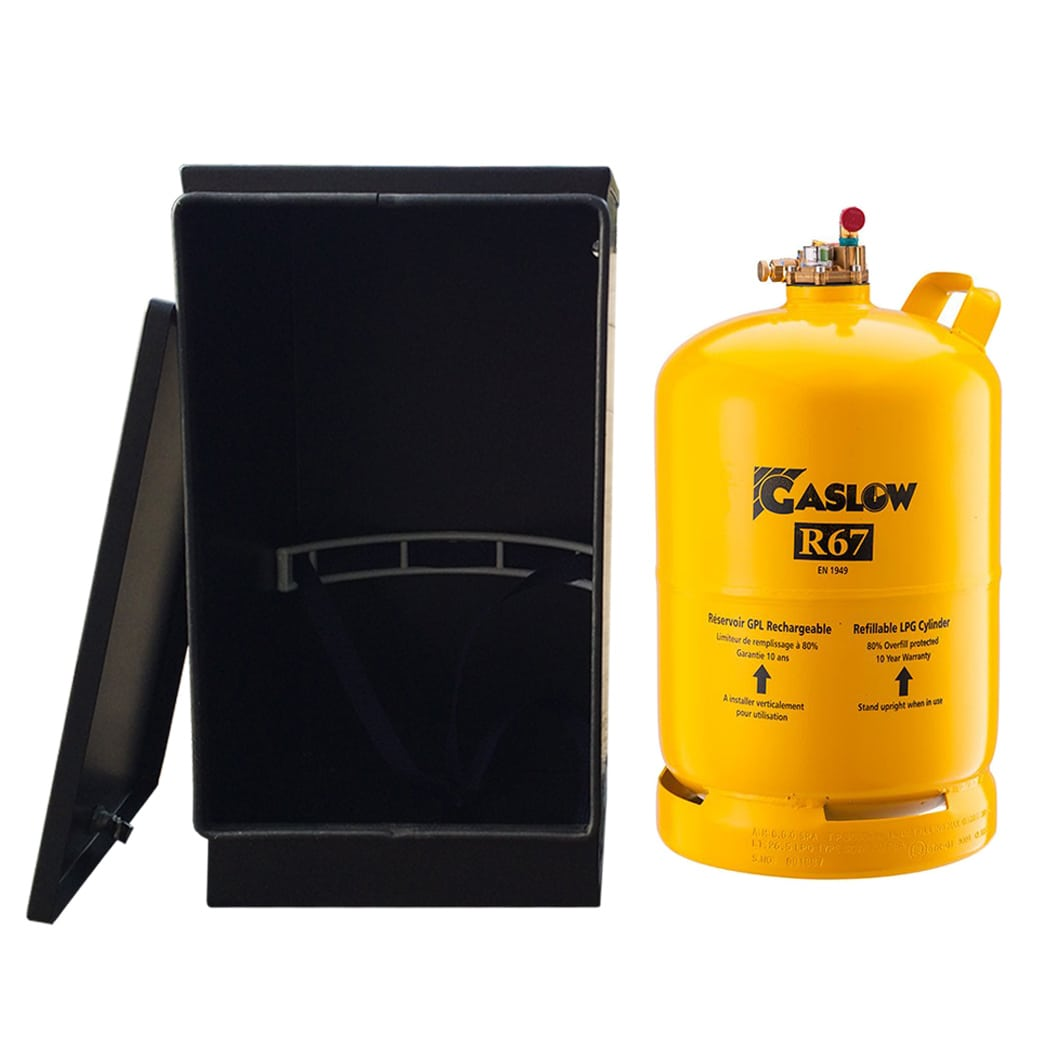 11kg Gas Lockers