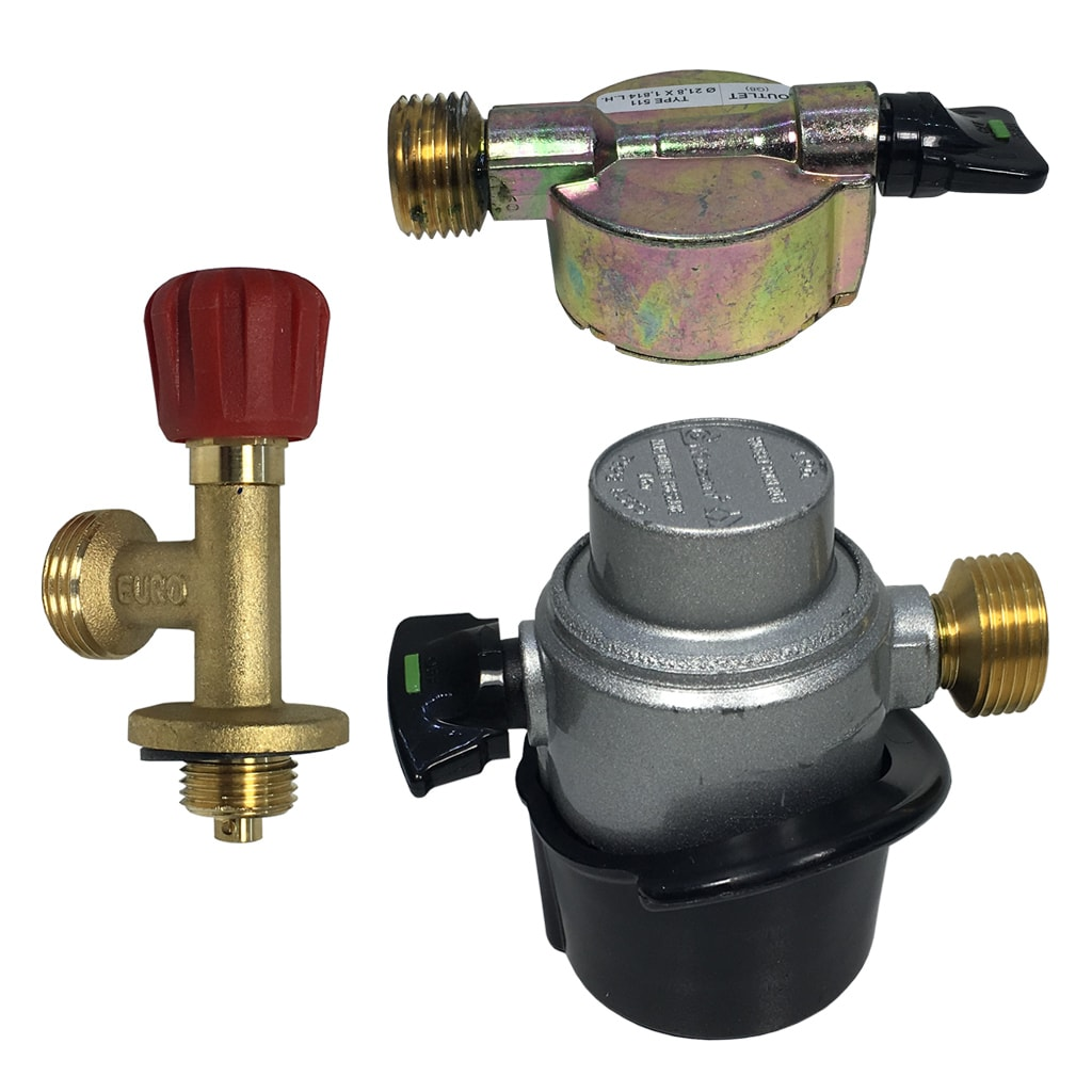 Gas Cylinder Adapters