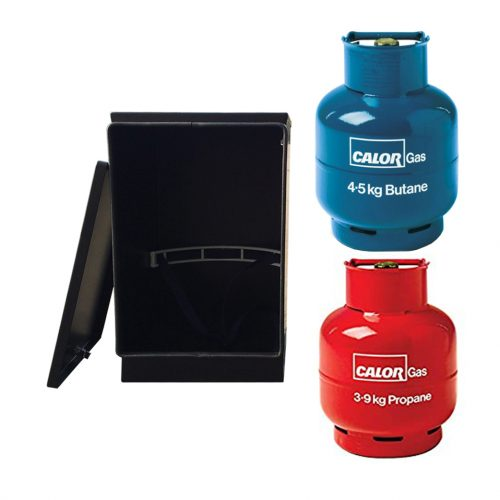 3.9kg & 4.5kg Gas Lockers