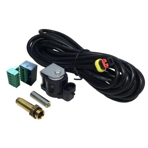 Gaslow Refillable LPG cylinder remote shut off valve 01-4035
