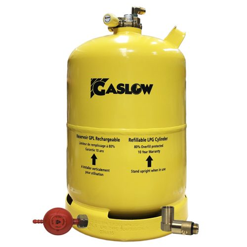 Gaslow Refillable 11kg Direct Fill LPG cylinder 01-4011-CE-D