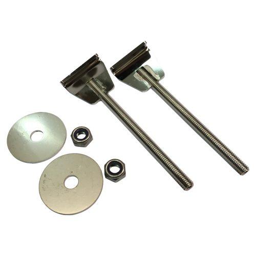 Gaslow refillable LPG cylinder restraint base