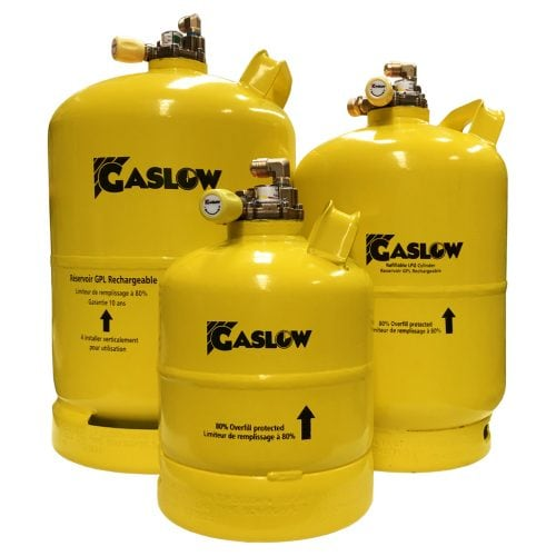 Gaslow LPG Refillable Cylinders