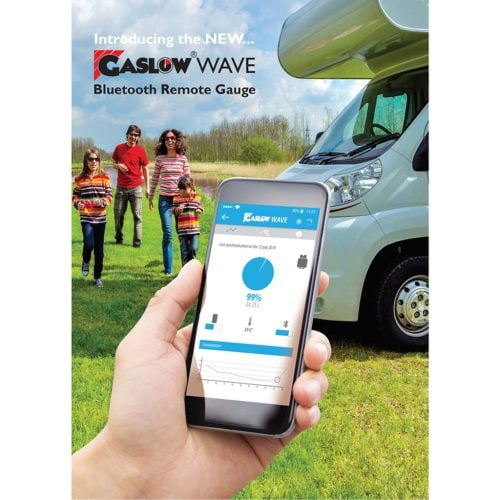 Gaslow Wave Bluetooth leaflet