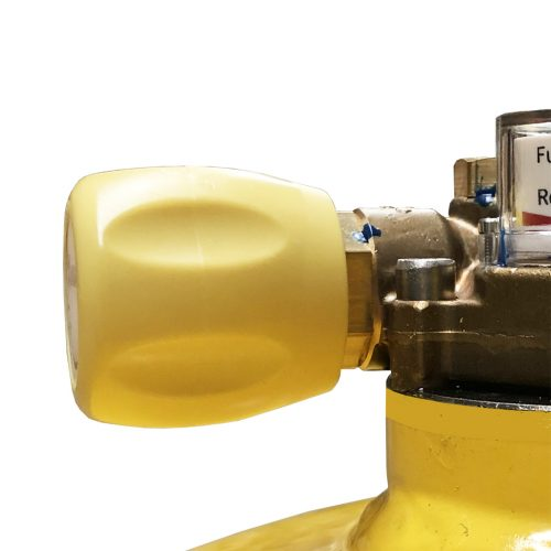 Gaslow Upgrade or Replacement on/off tap for Gaslow multivalve cylinders