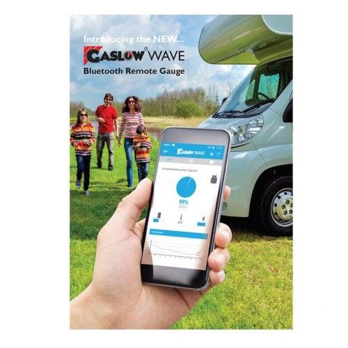Gaslow Wave Bluetooth Gas Level Unit
