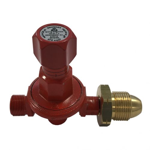 Variable propane regulator 0.5-4bar and a flow rate of 8-14kg/hr 01-1735