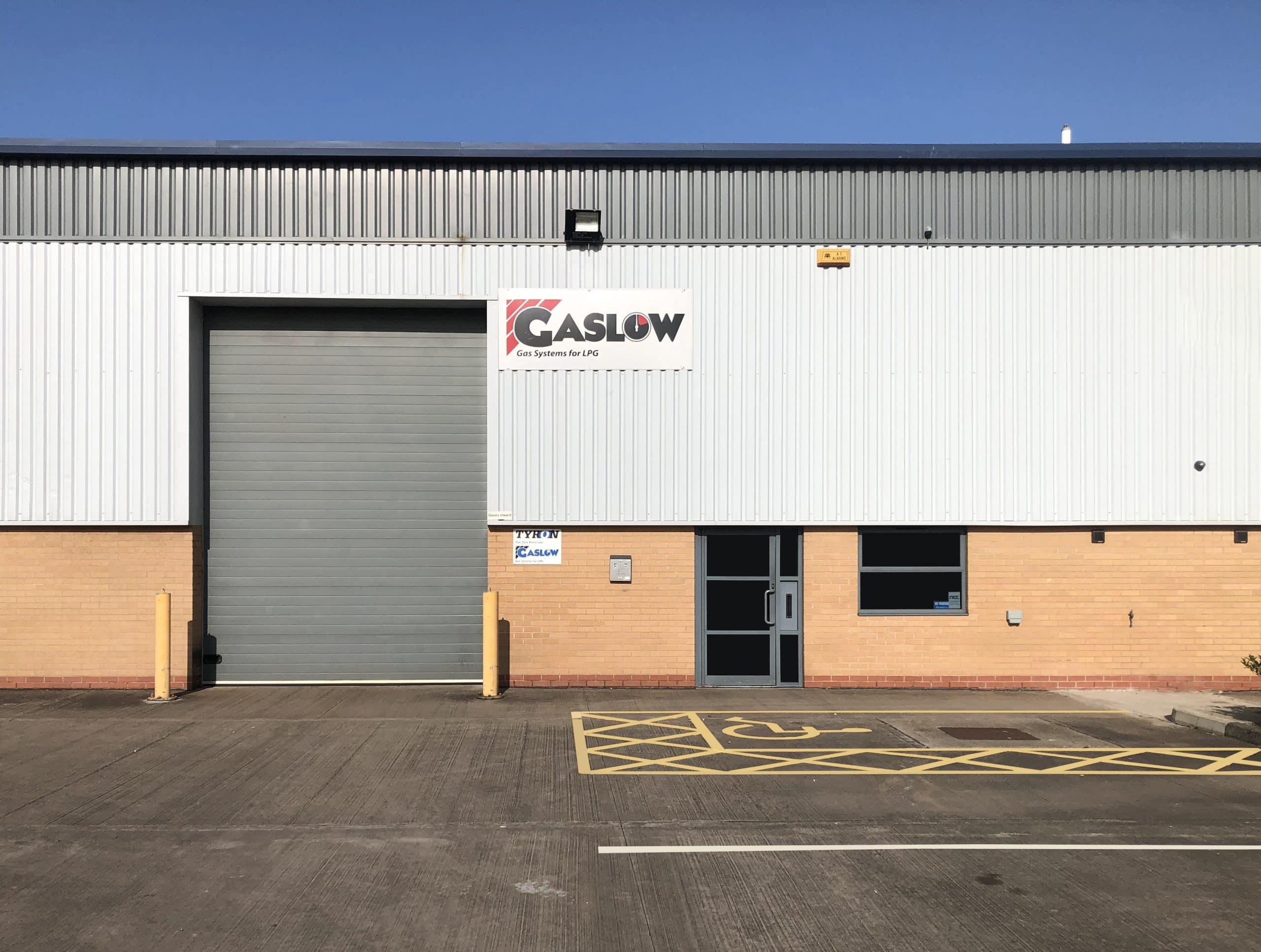Gaslow International Limited Building Loughborough