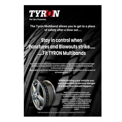 Tyron Multiband leaflet 2020