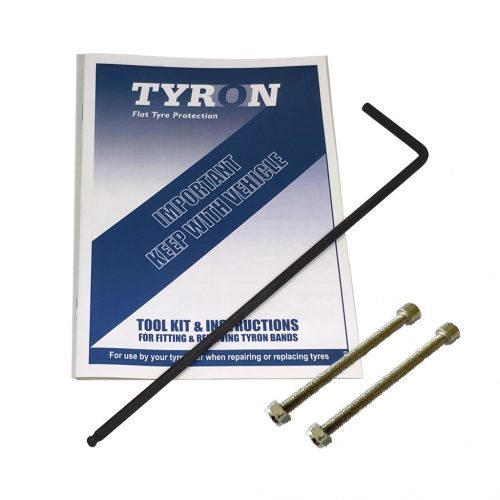 Tyron Customer care kit with bolts TR210